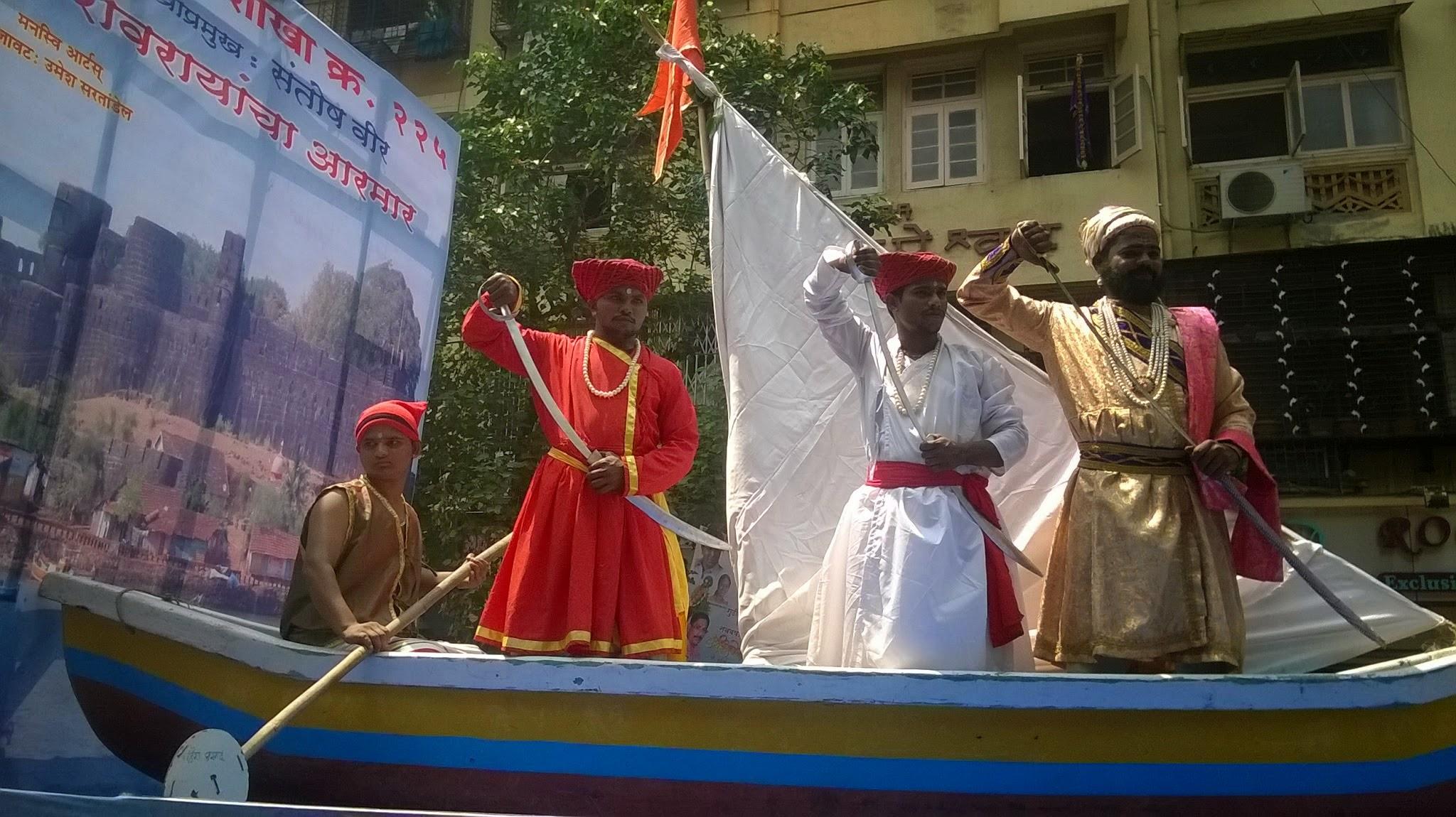 Gudhi padva Procession