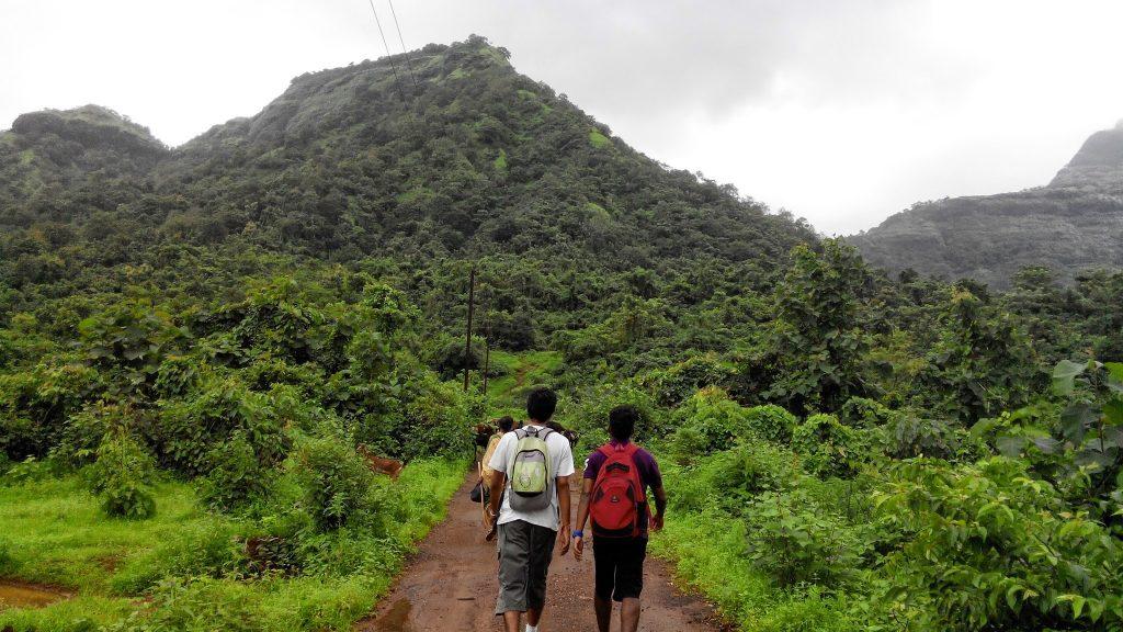 Walk to Prabalmachi