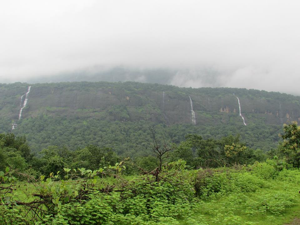 Bhimashankar from a distance