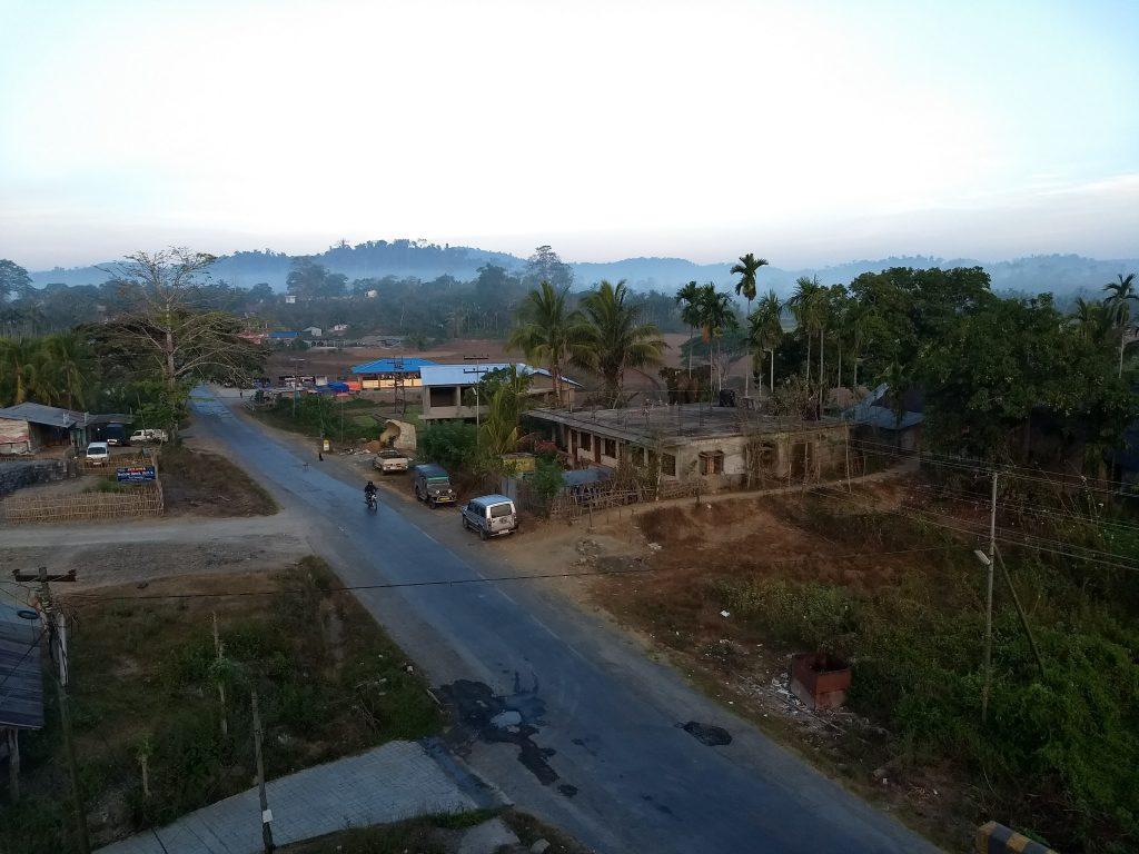 Diglipur Town