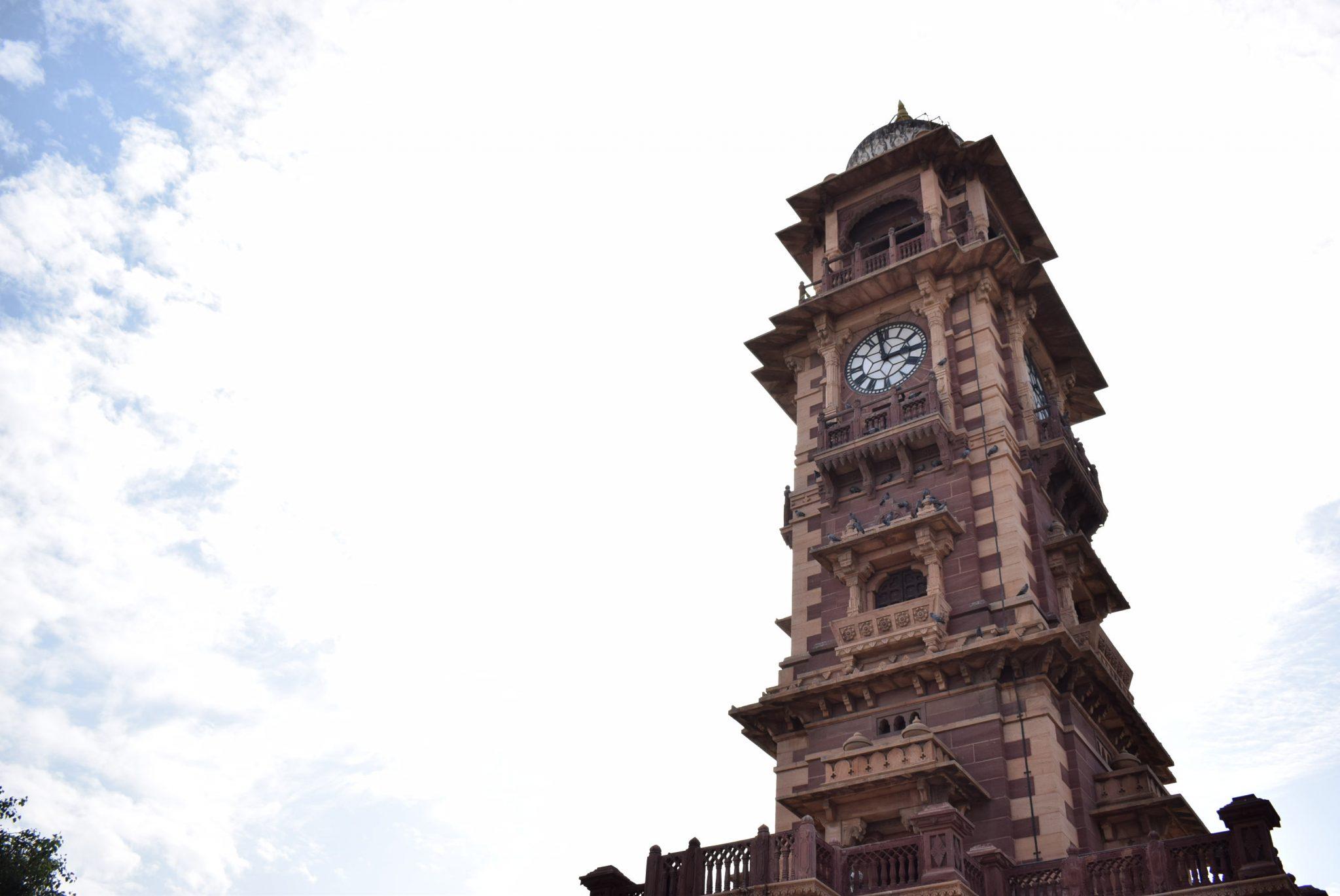 Ghanta Ghar Jodhpur
