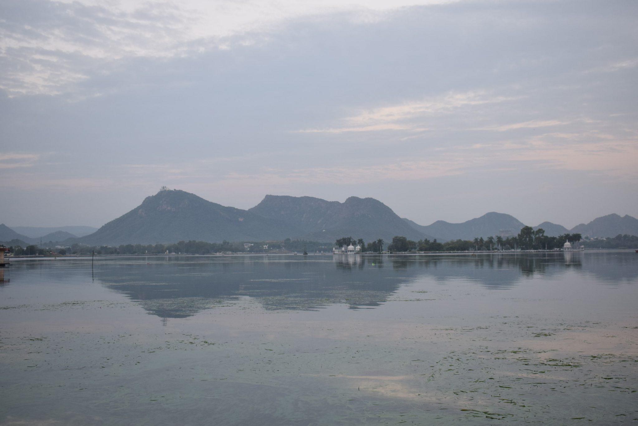Lake Fathesagar