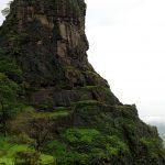 Top of karnala fort