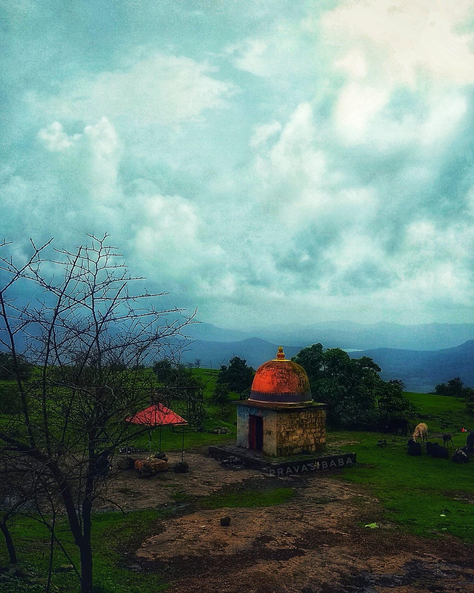 Temple on Kohoj