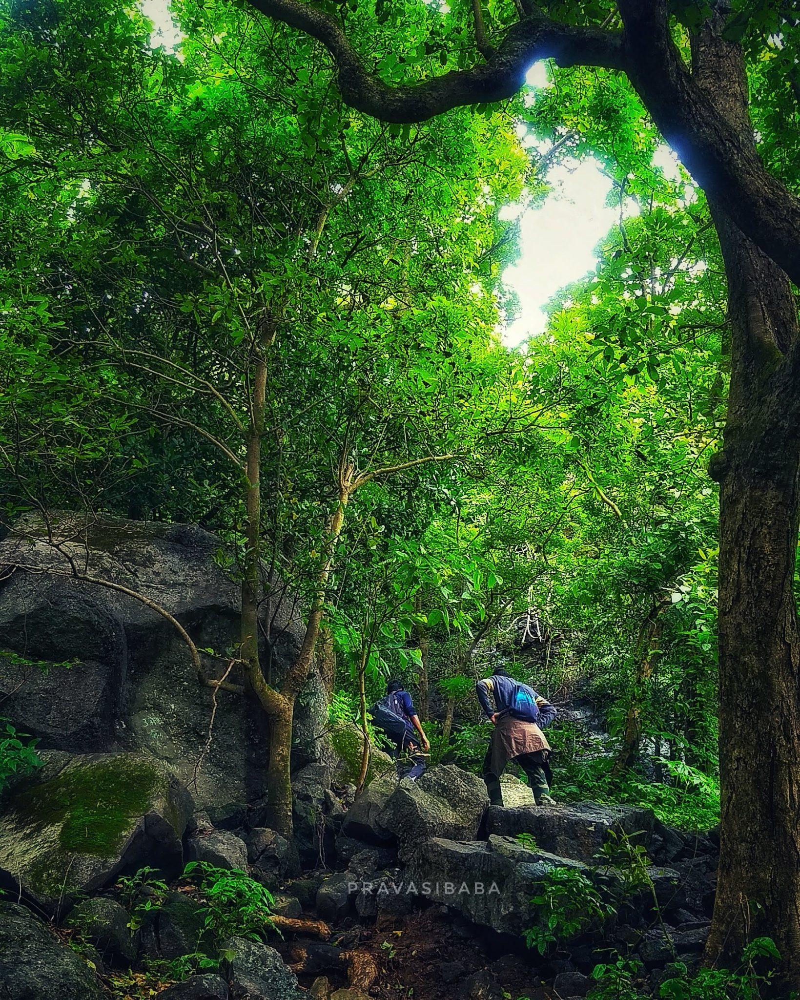 Climb to Kohoj For