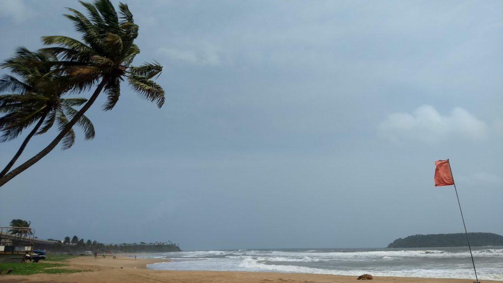 Baina Beach, Goa