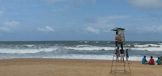 Calangure Beach, Goa